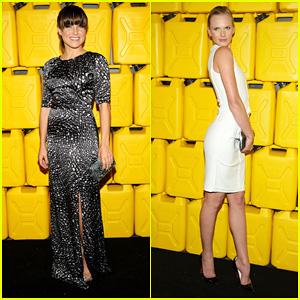 Sophia Bush & Anne V: 2012 Annual Charity Ball!