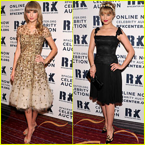 Taylor Swift Dianna Agron Ripple Of Hope Gala 2012 Alec Baldwin Antonio Banderas Cheryl Hines Dianna Agron Hilaria Thomas Melanie Griffith Taylor Swift Just Jared