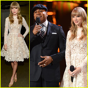 Taylor Swift: Grammy Nominations Concert!