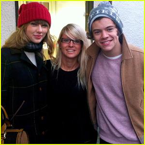 Taylor Swift & Harry Styles: Lake Windermere Getaway!