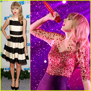 Taylor Swift - KIIS FM's Jingle Ball 2012!