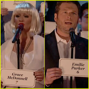 The Voice Tributes Newtown Shooting Victims With