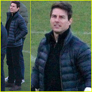Tom Cruise Is A Fantastic Jack Reacher, Says Writer Lee Child