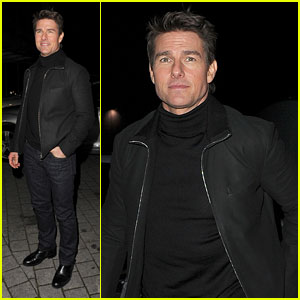 Tom Cruise: Spending Christmas with the Kids!
