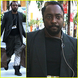 will.i.am: Louis Vuitton Christmas!