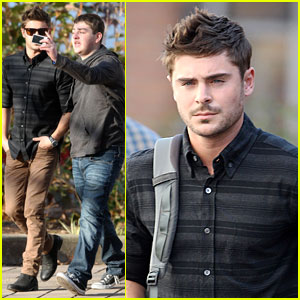 Zach efron gay
