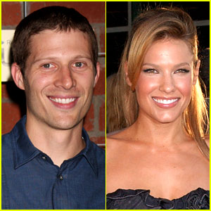 Zach Gilford & Kiele Sanchez: Just Married!