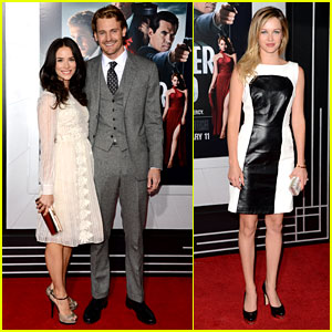Abigail Spencer & Josh Pence: 'Gangster Squad' Premiere!