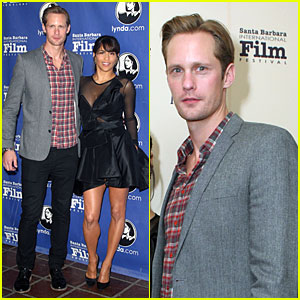Alexander Skarsgard: 'Disconnect' Screening at Santa Barbara International Film Festival!