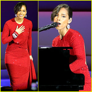 Alicia Keys: Inaugural Ball Performance 2013 - Watch Now!