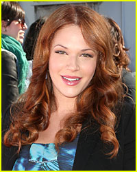 'Mentalist' Actress Amanda Righetti Welcomes a Baby Boy!