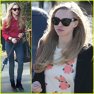Amanda Seyfried: My Life Is Great!