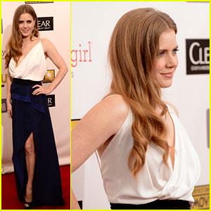 Amy Adams - Critics' Choice Awards 2013 Red Carpet