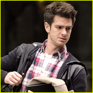 Andrew Garfield: Instant Chemistry with Emma Stone!