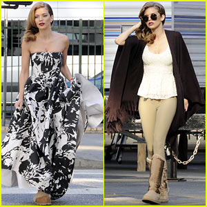 AnnaLynne McCord: I Could Dress Up Like This Every Day!