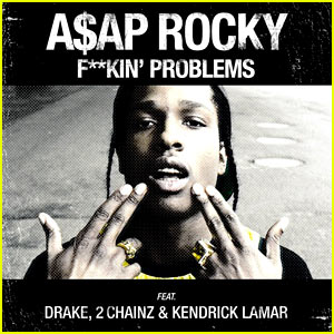 A$AP Rocky's 'F**kin Problems': JJ Music Monday!