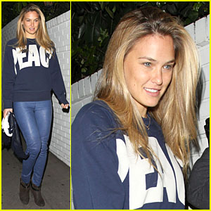 Bar Refaeli & Danica Patrick: Super Bowl Ad Gals!