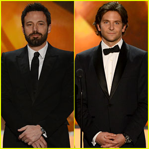 Ben Affleck - 'Argo' Wins Big At The SAG