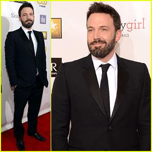 Ben Affleck - Critics' Choice Awards 2013 Red Carpet
