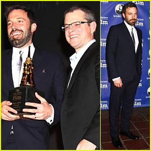 Ben Affleck: Santa Barbara International Film Festival's Modern Master Award Recipient!