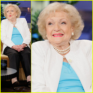 Betty White: 'Tonight Show with Jay Leno' Appearance!