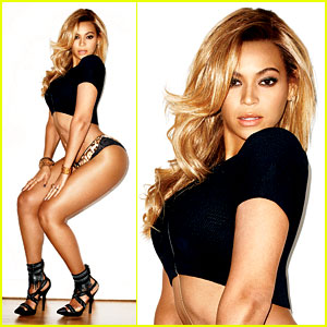 Beyonce: 'GQ' Interview & Inside Image Revealed!