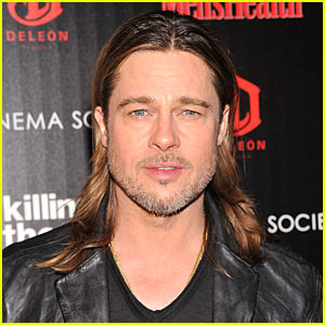 Brad Pitt In Talks for 'Pontius Pilate' Title Role
