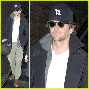 Bradley Cooper: 'Dark Invasion' Star & Producer!