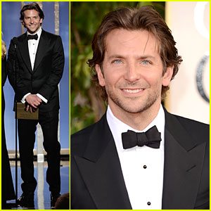 Bradley Cooper - Golden Globes 2013 Red Carpet