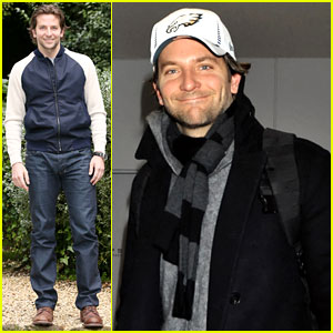 Bradley Cooper: 'I'd Love To Play' Lance Armstrong!