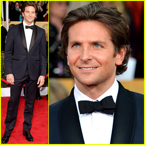 Bradley Cooper - SAG Awards 2013 Red Carpet