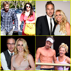 Britney Spears & Jason Trawick Split - Photo Memories!