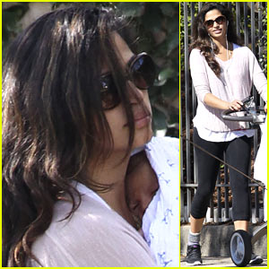 Camila Alves Debuts Baby Livingston Before 31st Birthday!