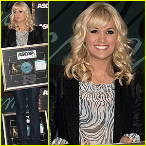 Carrie Underwood: Grammy Awards 2013 Performer!