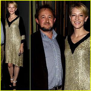 Cate Blanchett & Andrew Upton: 'Secret River' Opening Night!
