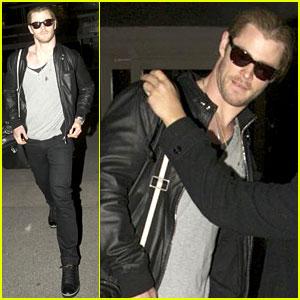 Chris Hemsworth: 'Robopocalypse' Movie Still On?