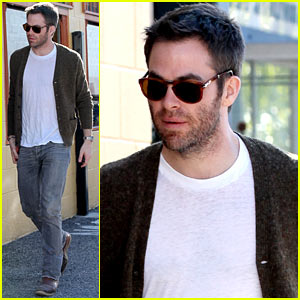 Chris Pine: I'm Loving My Career!