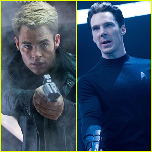 Chris Pine: New 'Star Trek Into Darkness' Stills!