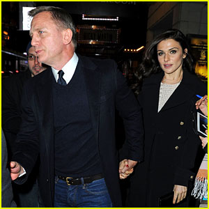 Daniel Craig & Rachel Weisz: 'Cat on a Hot Tin Roof' Opening!