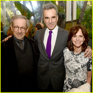 Daniel Day-Lewis & Sally Field: 'Lincoln' at AFI Awards 2013!