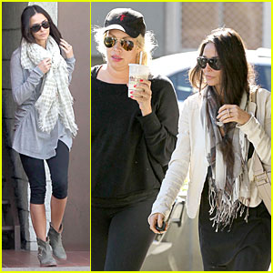 Demi Moore: Sherman Oaks Workout Woman!
