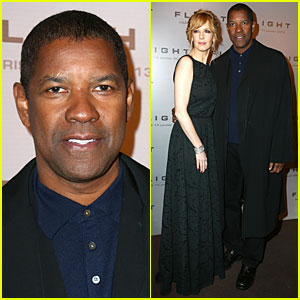Denzel Washington: 'Flight' Paris Premiere!
