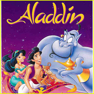 Disney Bringing 'Aladdin' to Broadway!