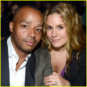 Donald Faison & CaCee Cobb: Expecting First Child!