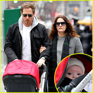 Drew Barrymore & Will Kopelman: Saturday Shopping with Olive!