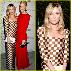Kirsten Dunst & Jaime King - Art of Elysium Heaven Gala