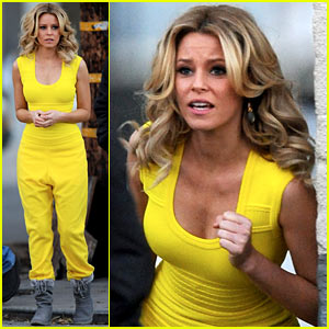Elizabeth Banks: 'Now I'm Really A Mom!'