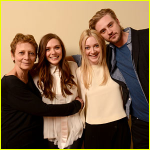 Elizabeth Olsen & Dakota Fanning: Sundance Portraits Session!