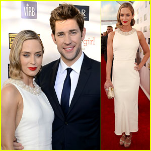 Emily Blunt & John Krasinski - Critics' Choice Awards 2013