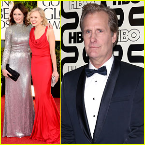 Emily Mortimer & Alison Pill - Golden Globes 2013 Red Carpet